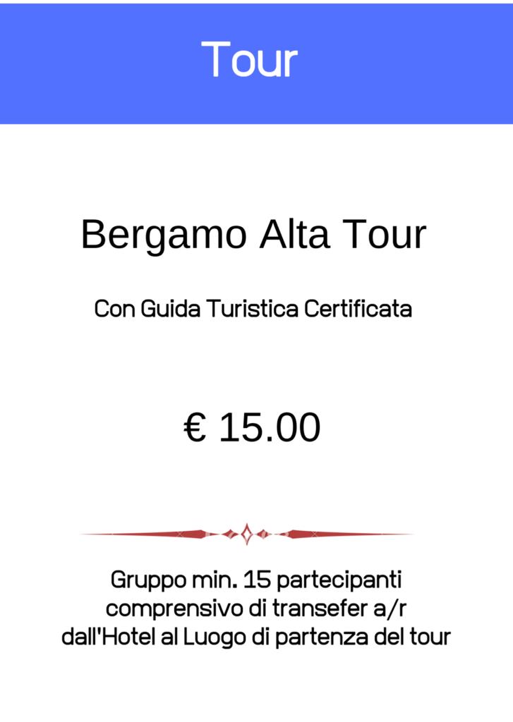 BergamoFestango - pacchetto Tour